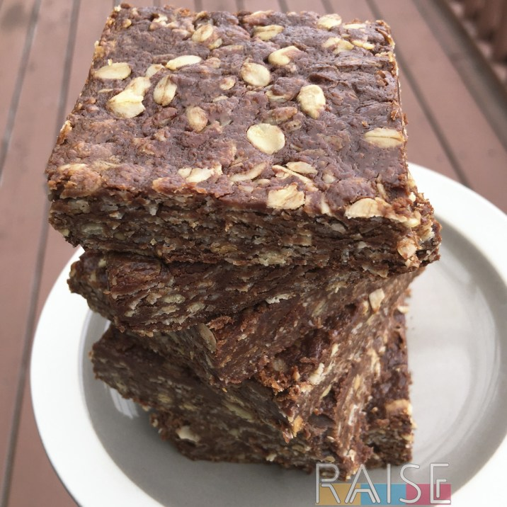 Nut Free Snack Cubes by The Allergy Chef