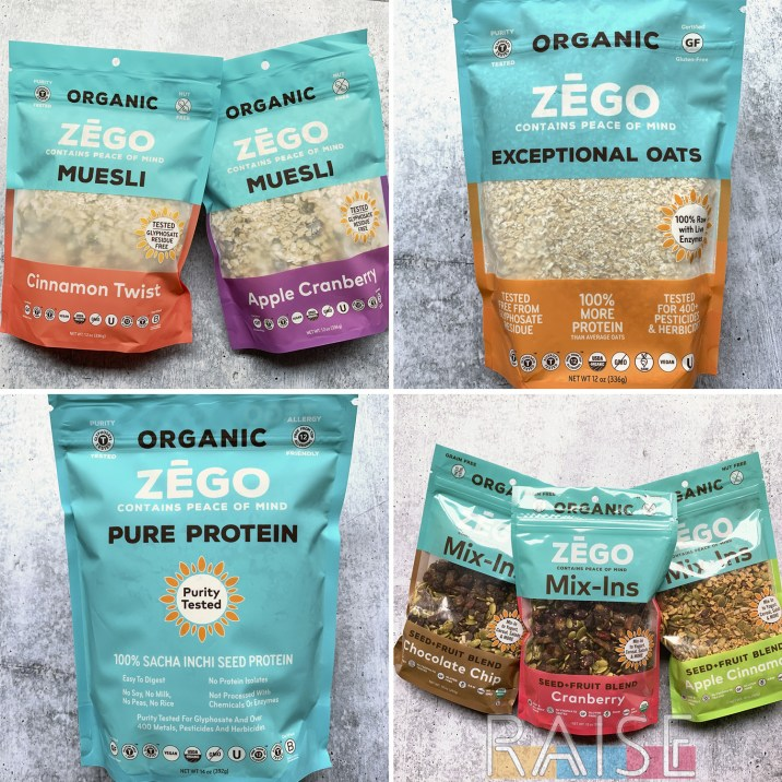 Zego Foods by The Allergy Chef