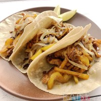 Gluten Free, Top 8 Free Fajitas by The Allergy Chef