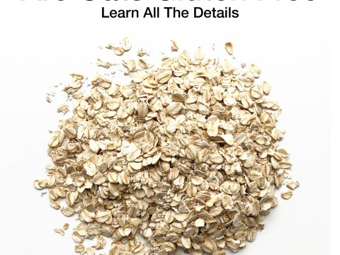 Organic Purity Protocol Gluten Free Oats by The Allergy Chef