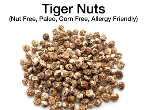 Tiger Nuts by The Allergy Chef