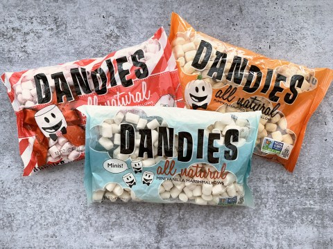 Dandies Vegan Marshmallows by The Allergy Chef