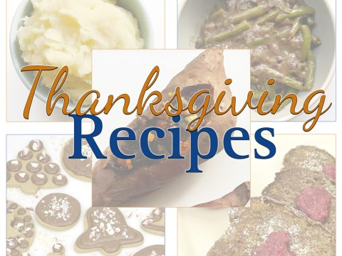 Thanksgiving Recipes by The Allergy Chef