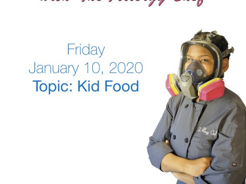 Talking About Kid Food with The Allergy Chef