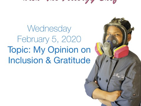 Opinion on Gratitude & Inclusion