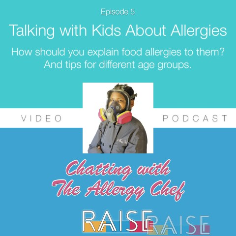 Chatting With The Allergy Chef Episode 5