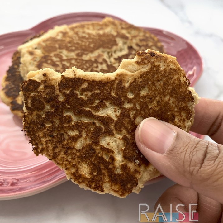 Corn Free, Gluten Free, Top 8 Allergy Free Pancakes by The Allergy Chef