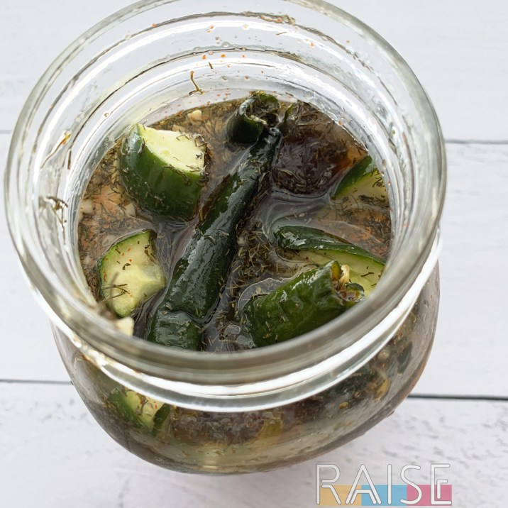 Vegan, Top 8 Allergy Free Pickles by The Allergy Chef