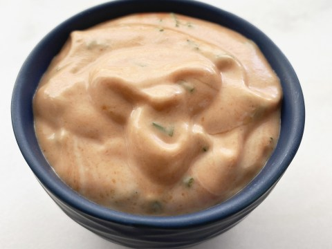 Gluten Free, Egg Free, Vegan Special Sauce by The Allergy Chef