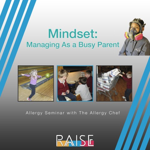 Allergy Seminar: Managing as Busy Parents