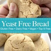 Corn Free, Yeast Free, Seed Free Bread Recipe