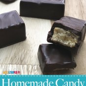Gluten Free Homemade Candy Bars (Vegan, Top 8 Allergy Free)