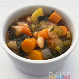 Winter Vegetable Soup Recipe by The Allergy Chef