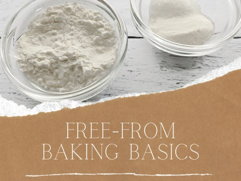 Free From Baking Basics: Gums and More