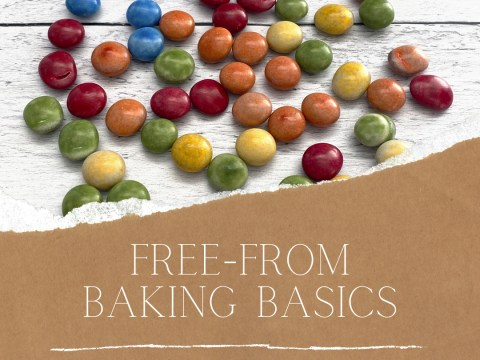 Free From Baking Basics: Major Allergens