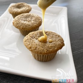 Gluten Free, Vegan, Corn Free Tiger Nut Muffin by The Allergy Chef