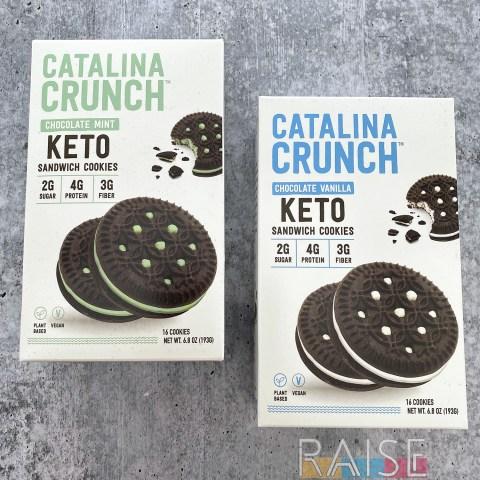 Catalina Crunch Keto Sandwich Cookies