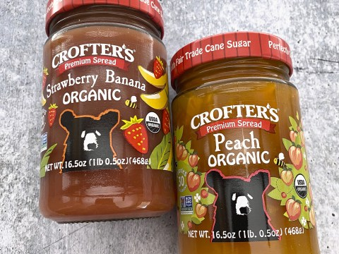Crofters Organic Spreads by The Allergy Chef