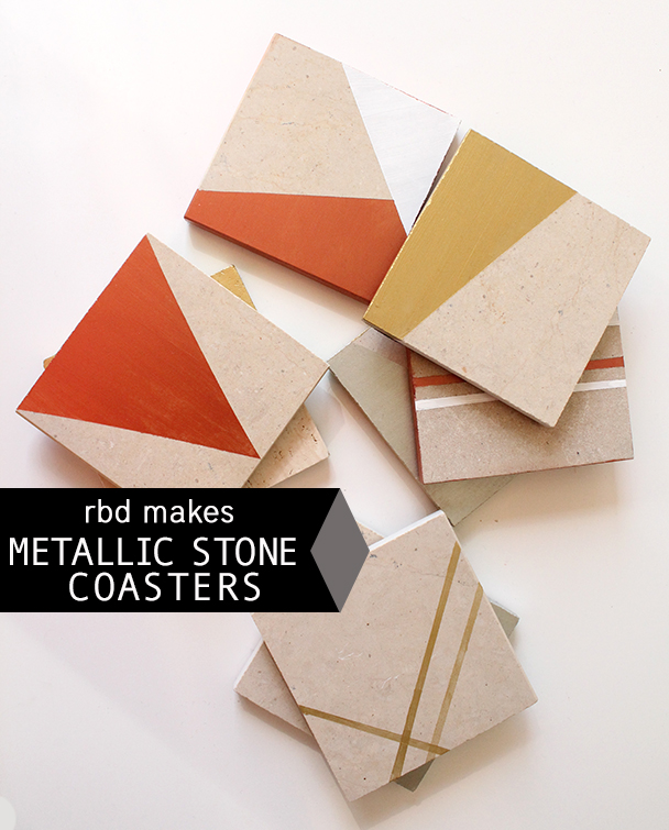 raised-by-design-metallic-stone-coaster-DIY