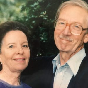 Robert and Nancy Amerson, Cape Cod