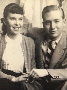 Young Nancy and Bob in Winona
