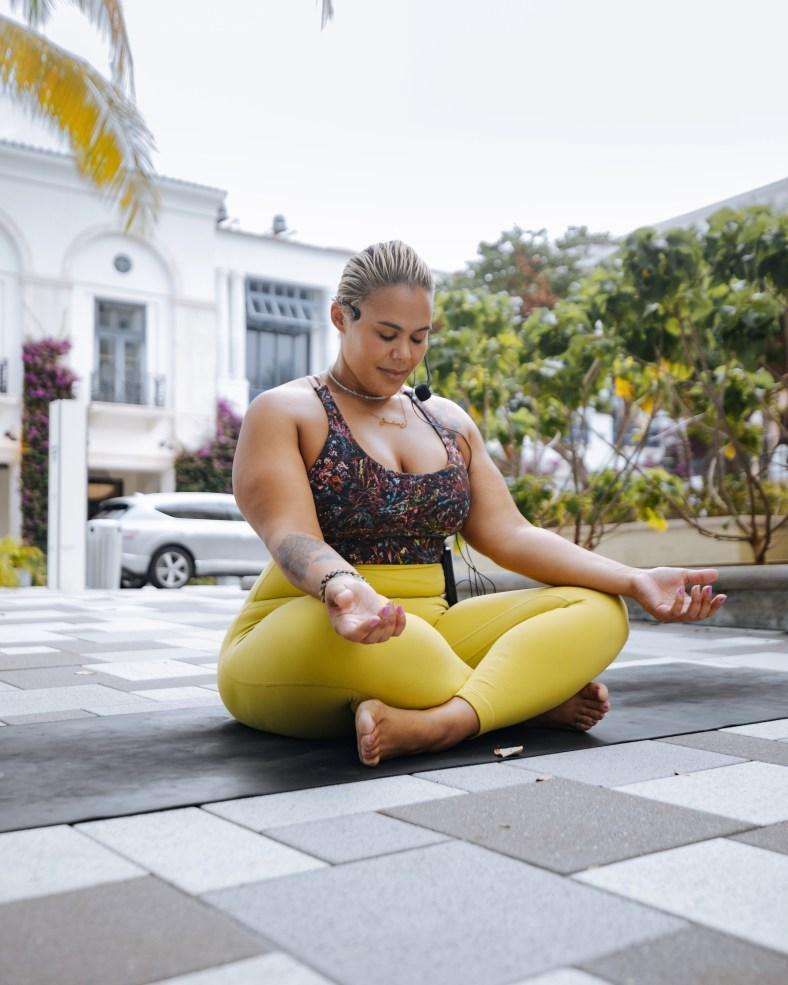 Jade Wonzo, Jade Light Yoga
