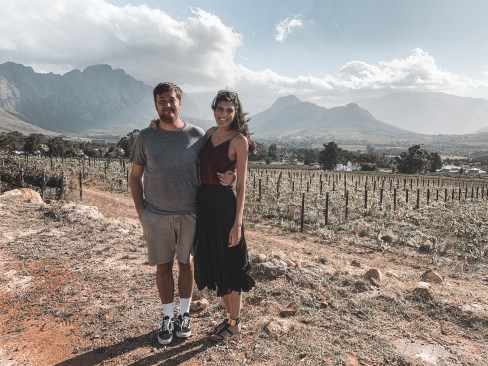 Franschoek Wine Tour