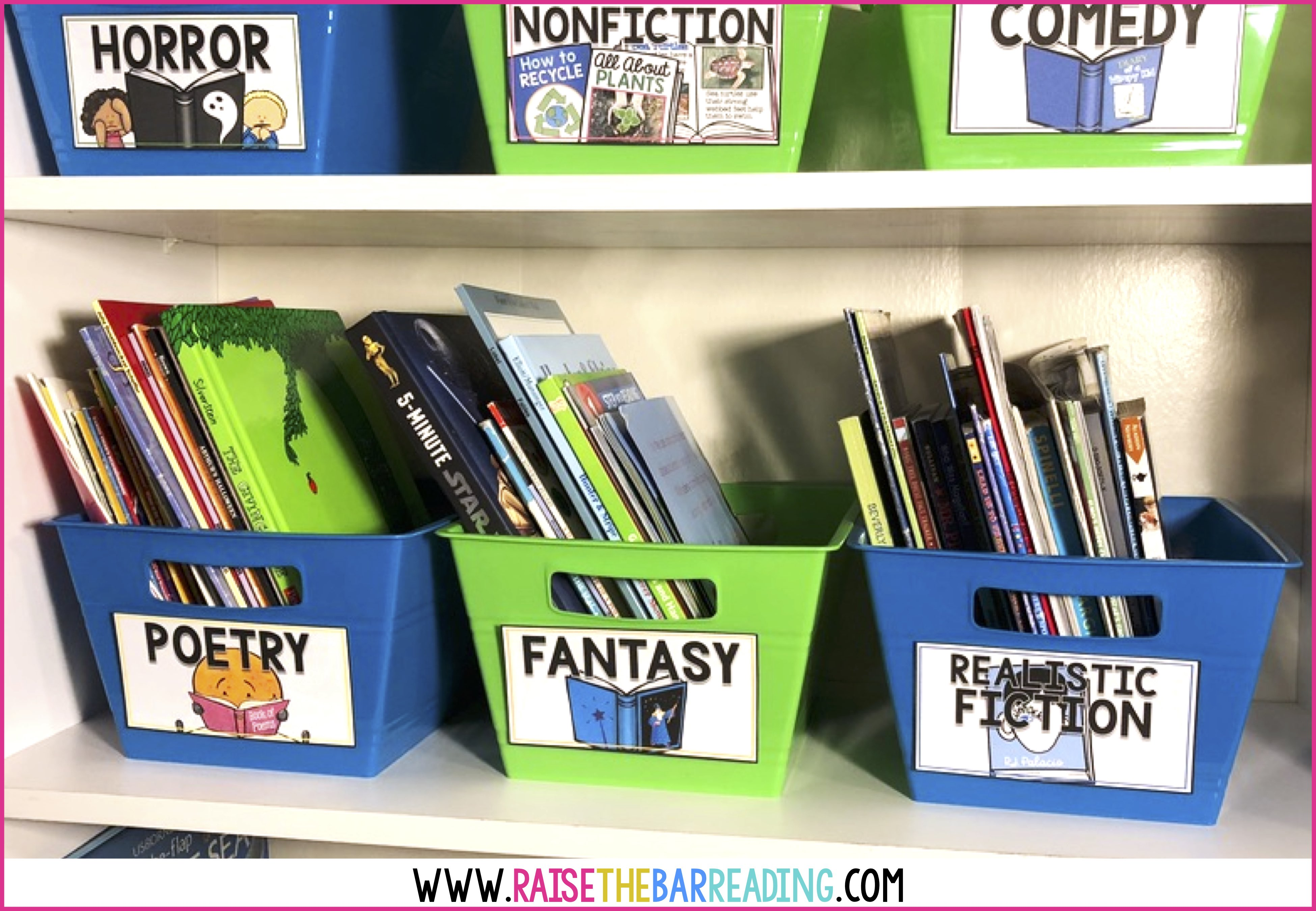 Teaching Reading Genres From Setting Up A Classroom