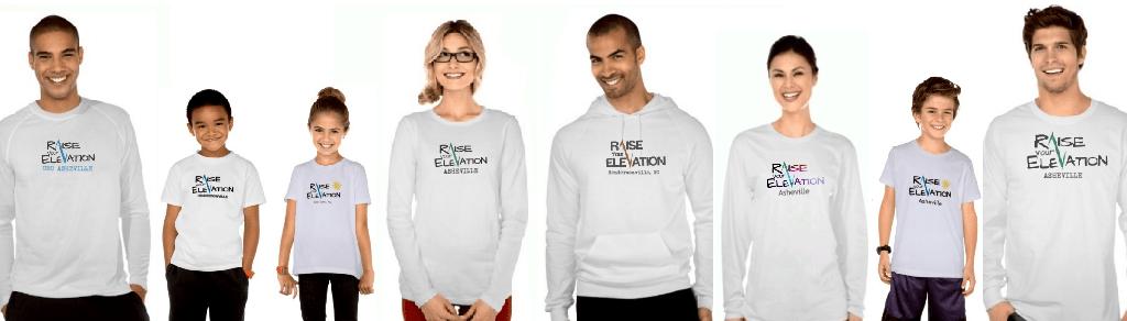 Raise Your Elevation Shirts