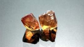Citrine stones