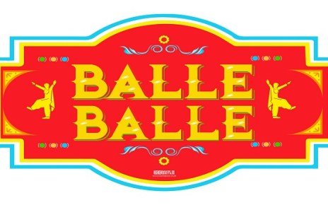 balle_balle - 2words phrase