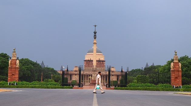 Raisina Hill photography by Ranadeep Ghosh