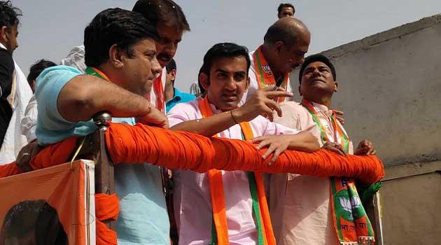 Gautam-Gambhir-of-BJP