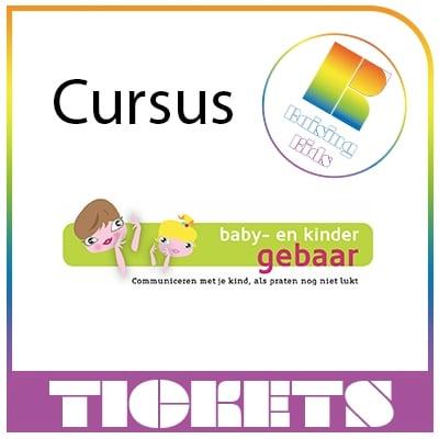 Babygebaren – instroom online cursus