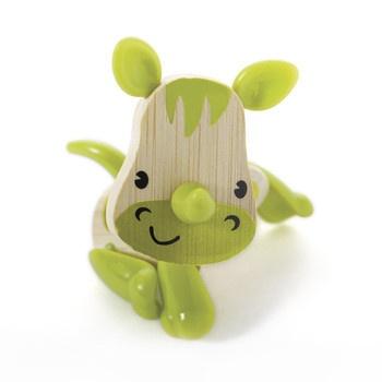 Hape bamboe neushoorn