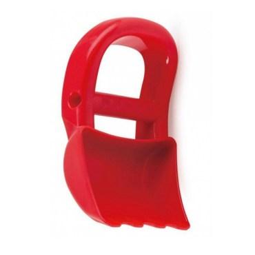 Hape handschep 20 cm rood