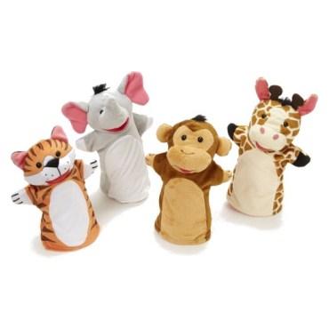 dierentuin handpoppen