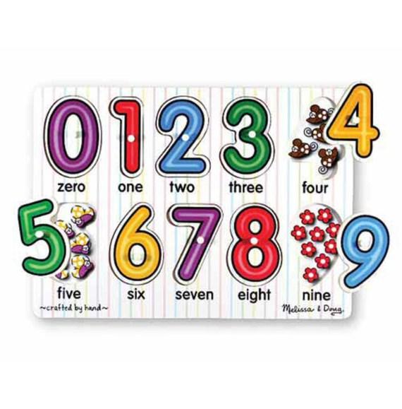 Cijfer puzzel Engels