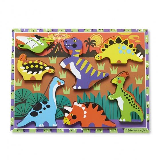Dinosaurs Chunky puzzel