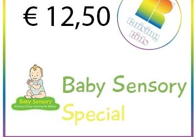 Ticket Baby Sensory Special