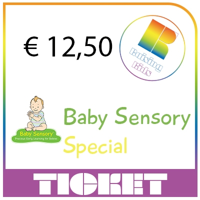 Baby Sensory Special: Kerst