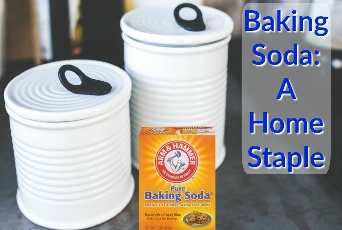Baking Soda: A Home Staple