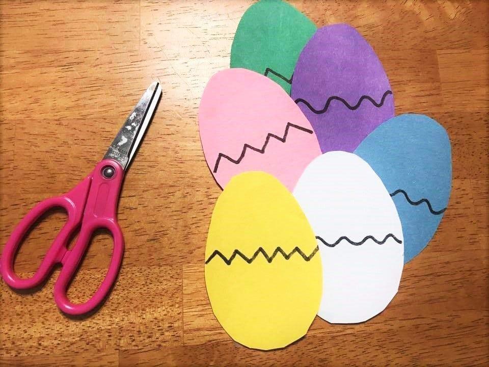 Paper Eggs