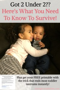 manage two kids under two | two under two | how to survive having two kids under two | toddlers | babies