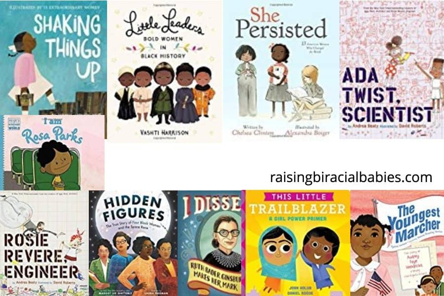 10 Diverse Books For Strong Girls