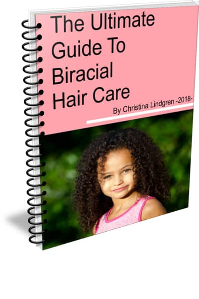 biracial hair care | how to care for mixed hair |