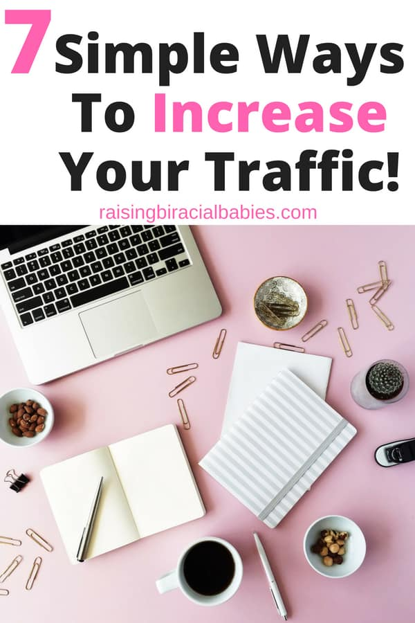 increase page views | increase traffic | how to get more traffic to your blog | blogging tips | blogging | |