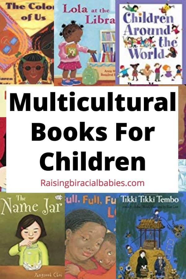 multicultural children's books   books for kids   reading   diverse books for children   multicultural resources  