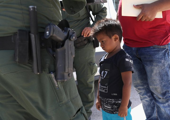 "Immigration isn't the only ""system"" that's harmful to children"