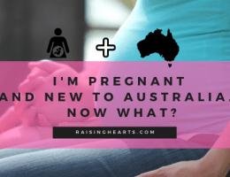 pregnant in australia